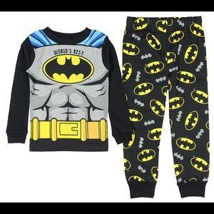 Boys' Batman Pajama Set | Size 5T